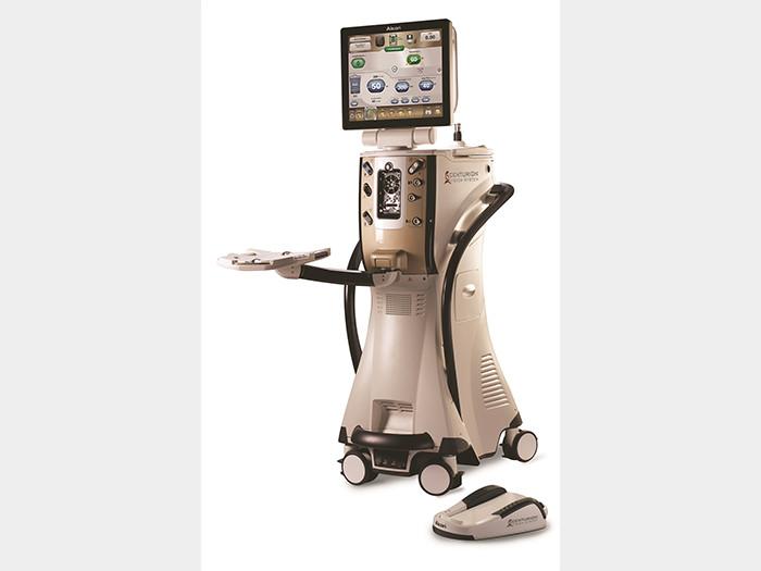 白内障手術マシーン:Alcon Centurion®