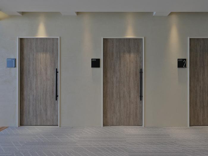 画像:西あしやクリニック診察室
